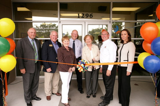 New Groveland Center Building Ribbon Cutting Ceremony